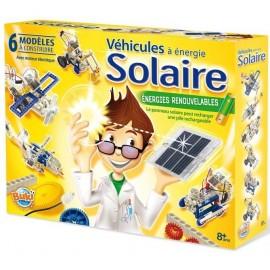 Vehículos que funcionan con energía solar