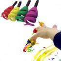 Fingermax pintura y pinceles de dedo