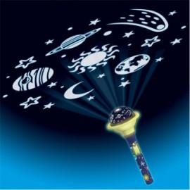 Linterna proyectora de estrellas