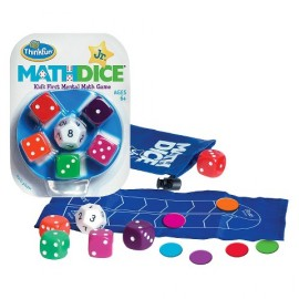 MathDice Jr