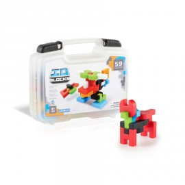 IO Blocks maletín 59 piezas