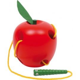 Manzana para ensartar