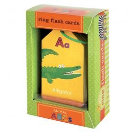 Flash Cards Animales ABC
