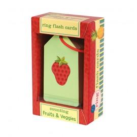 Flash Cards Frutas