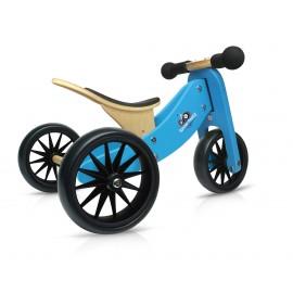 Triciclo 2 en 1 Tiny Tot Azul