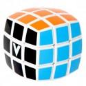 V Cube 3 white pillow
