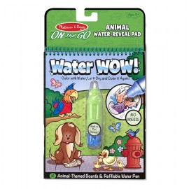 Water Wow! Animales