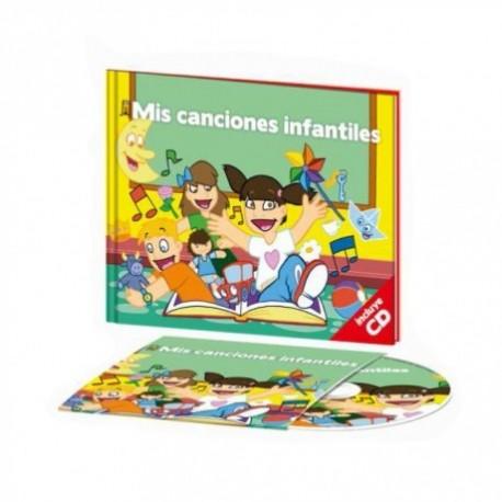 Libro + CD Mis Canciones Infantiles