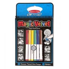 Magic Velvet Dinosaurios, Melissa & Doug