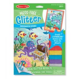 Glitter Escenas submarinas, Melissa & Doug