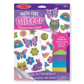 Glitter adhesivos foam Amistad, Melissa & Doug