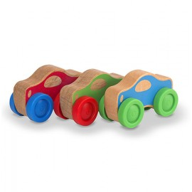 Coches apilables, Melissa & Doug