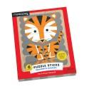 Puzzle Sticks Animales geométricos, Mudpuppy