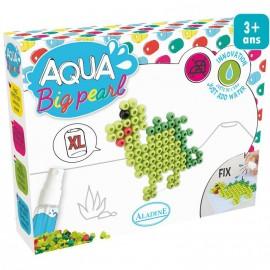 Aqua Big pearl Dino, Aladine