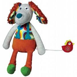 Antoine, el perro musical. Ebulobo