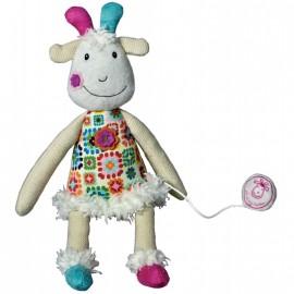 Huguette, la cabra musical. Ebulobo