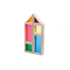 Bloques arcoíris - Rainbow Blocks, Wonderworld