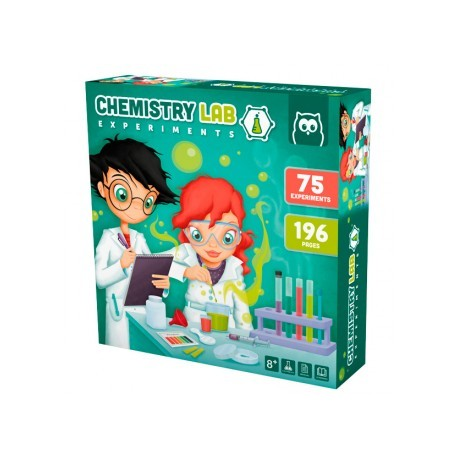 Laboratorio de química, EurekaKids
