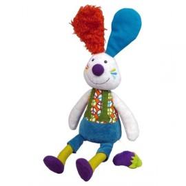 Jeff, el conejo musical. Ebulobo