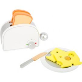 Tostadora y vajilla desayuno, Small foot