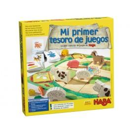 Mi primer tesoro de juegos La gran colección de juegos de HABA