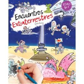 Calca con Scribble Down, Encuentros extraterrestres
