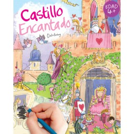Calca con Scribble Down, Castillo encantado