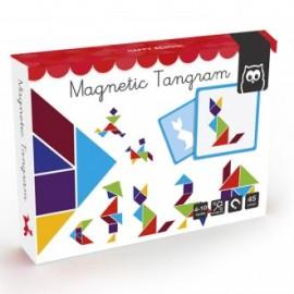 Magnetic tangram, Eurekakids