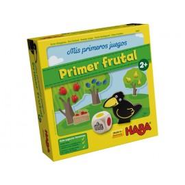 Mis primeros juegos – Primer frutal, Haba