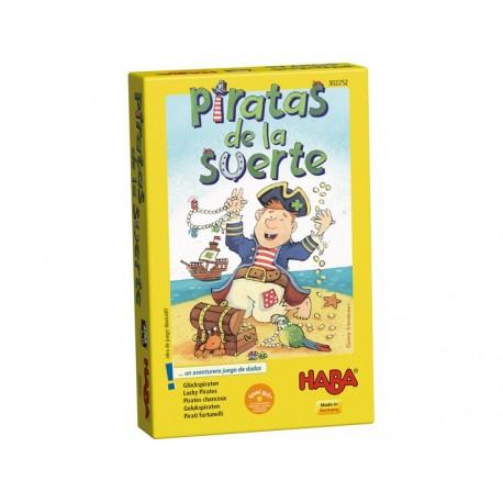 Piratas de la suerte, Haba