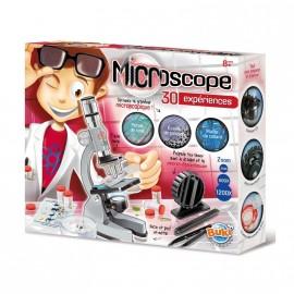 Microscopio 30 Experimentos, Buki France