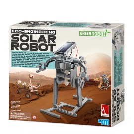Solar Robot Green Science, 4M