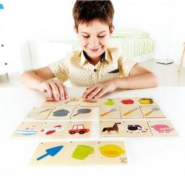 Juegos educativos HAPE Trío