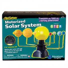 Sistema solar motorizado, Educational Insights