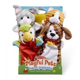 Marionetas Mascotas juguetonas