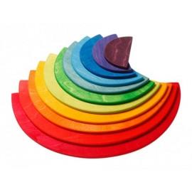 Semicírculos arcoíris, Grimm's