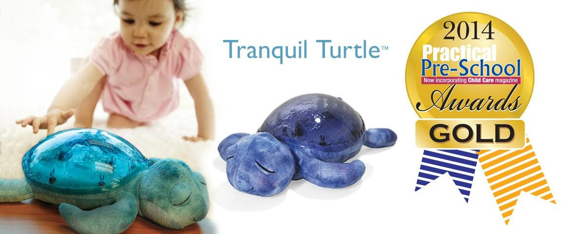 Tranquil Turtle™ - (Tortuga Tranquila)  Cloud b ®