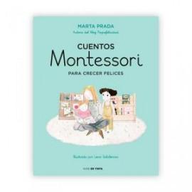 Cuentos Montessori para crecer felices (Marta Prada)
