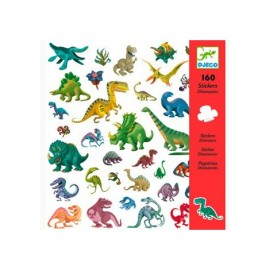 Pegatinas Dinosaurios, Djeco
