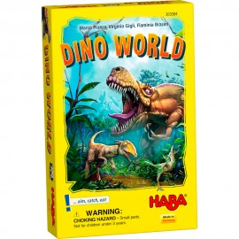 Dino World, Haba
