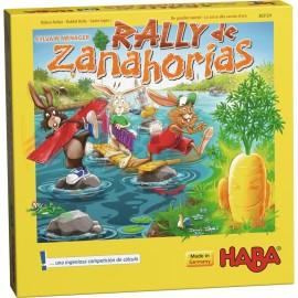 Rally de zanahorias, Haba