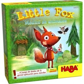 Little Fox Médico de animales, Haba