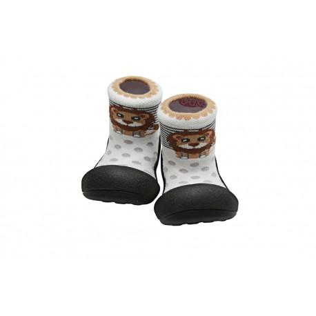 Zapatos ergonómicos Attipas Zoo Negro