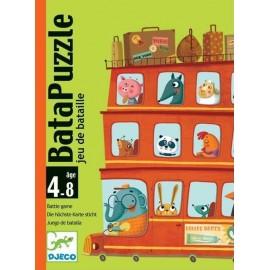 Cartas BataPuzzle, Djeco