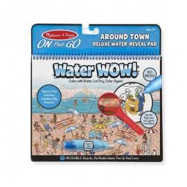 Water Wow! Deluxe En la ciudad, Melissa & Doug