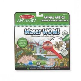 Water Wow! Deluxe Tavesuras animales, Melissa & Doug