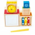 Set musical apilable, Hape