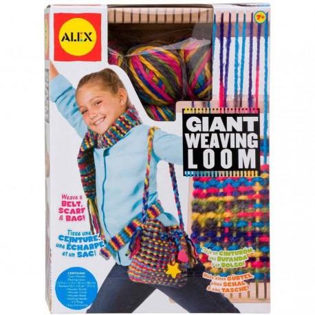 Telar de moda gigante, Alex