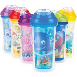Vaso térmico antigoteo Cool Sipper - 270ml - 18m+, Nûby