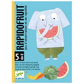 Rapido Fruit, Djeco